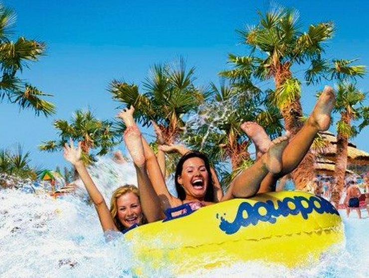 SPANIEN - Urlaub zu jeder Jahreszeit. Die Sonne, der blauer Himmel und Sandstrand = Costa Blanca.