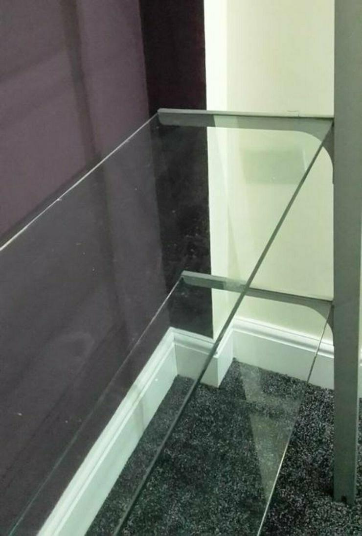 Bild 2:  Ikea ÄNGA Regalsystem Glas Einlegeboden 18859 - NP.300,-