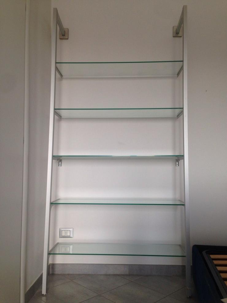 Ikea ÄNGA Regalsystem Glas Einlegeboden 18859 - NP.300,- - Schränke & Regale - Bild 1