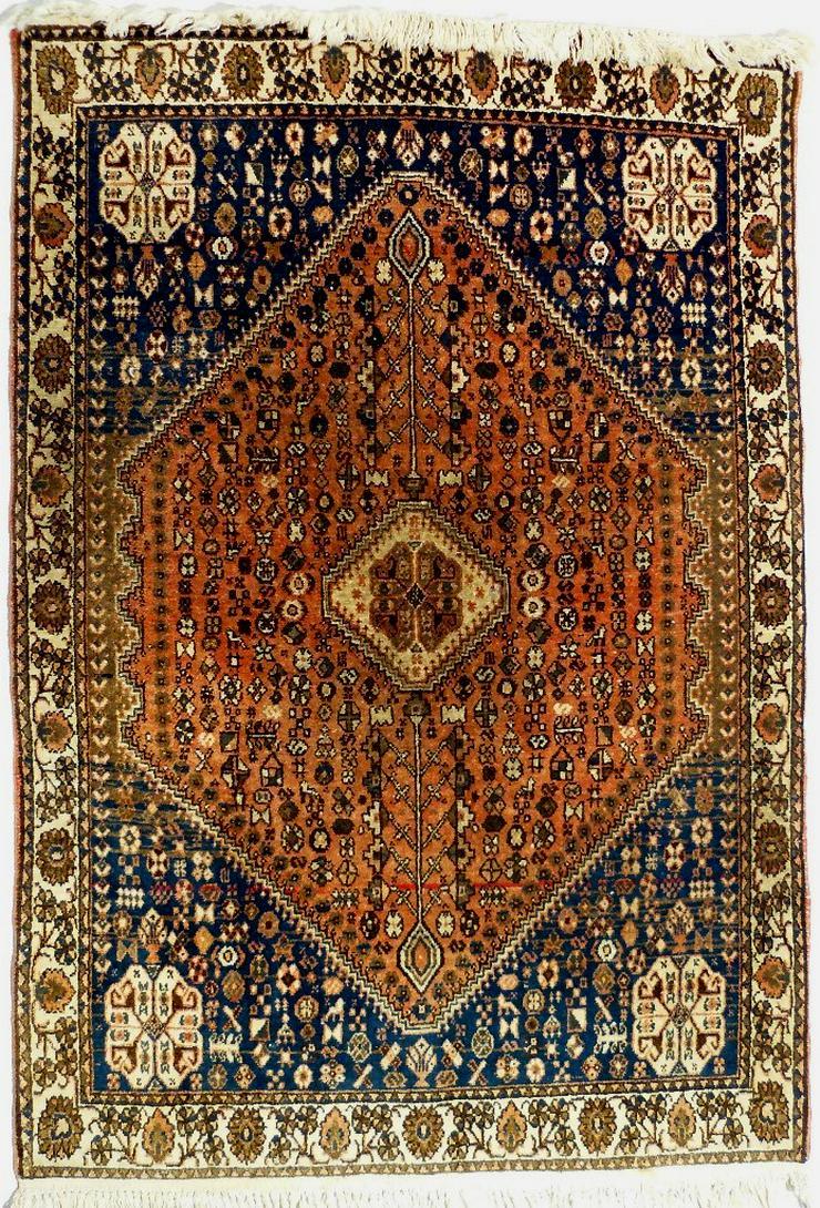 Orientteppich Perserteppich Bidjar Sammlerteppich (T055)