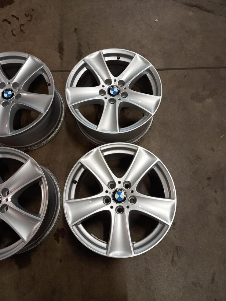 Bild 2: Satz original Felgen für BMW X5, 18 Zoll.