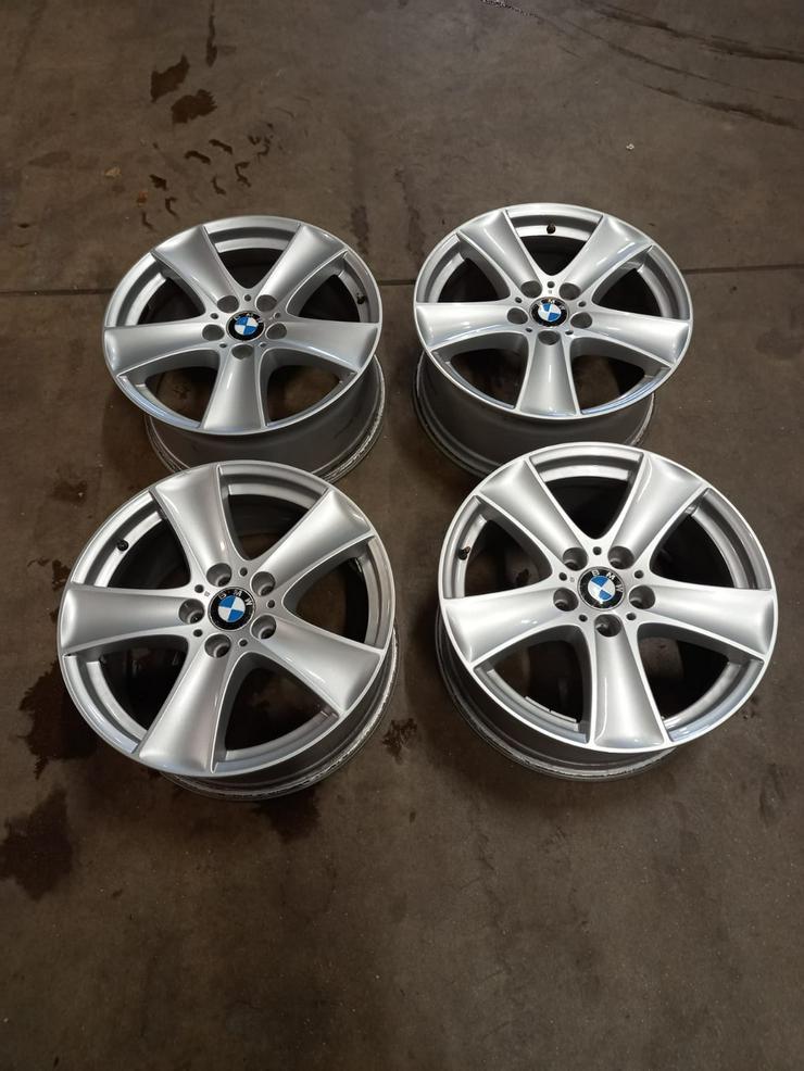 Bild 4: Satz original Felgen für BMW X5, 18 Zoll.