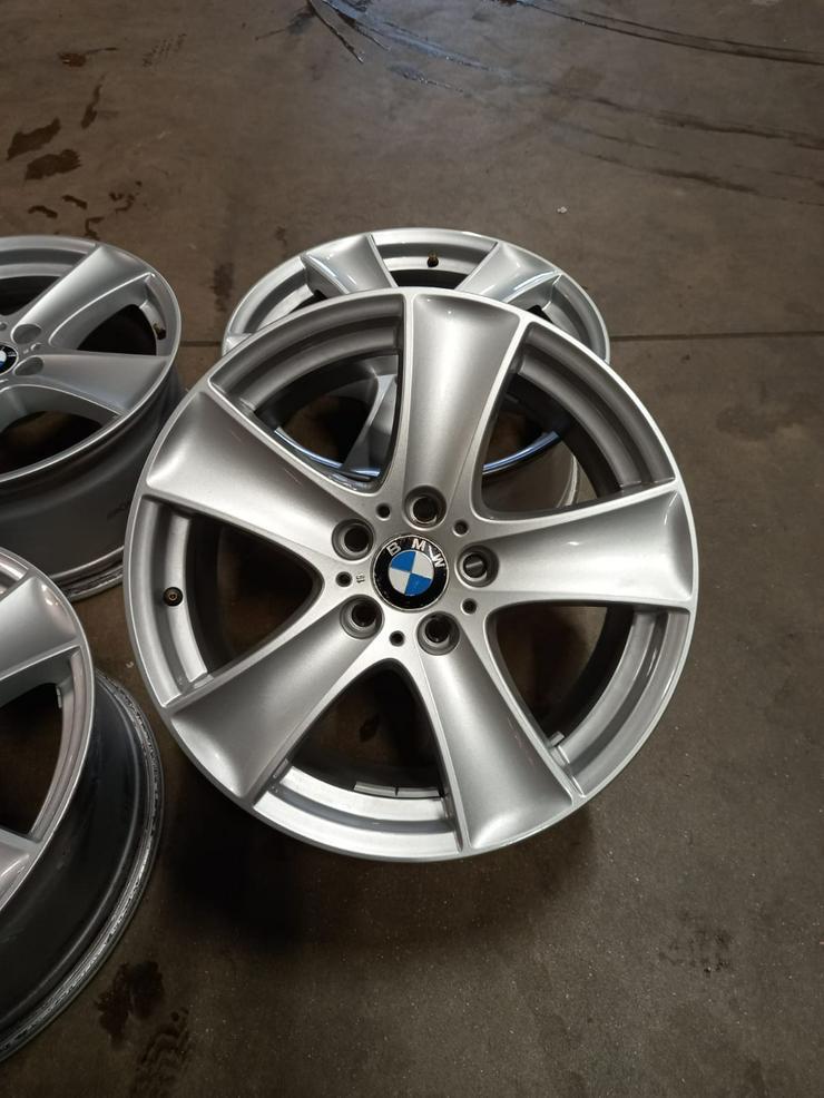 Satz original Felgen für BMW X5, 18 Zoll.