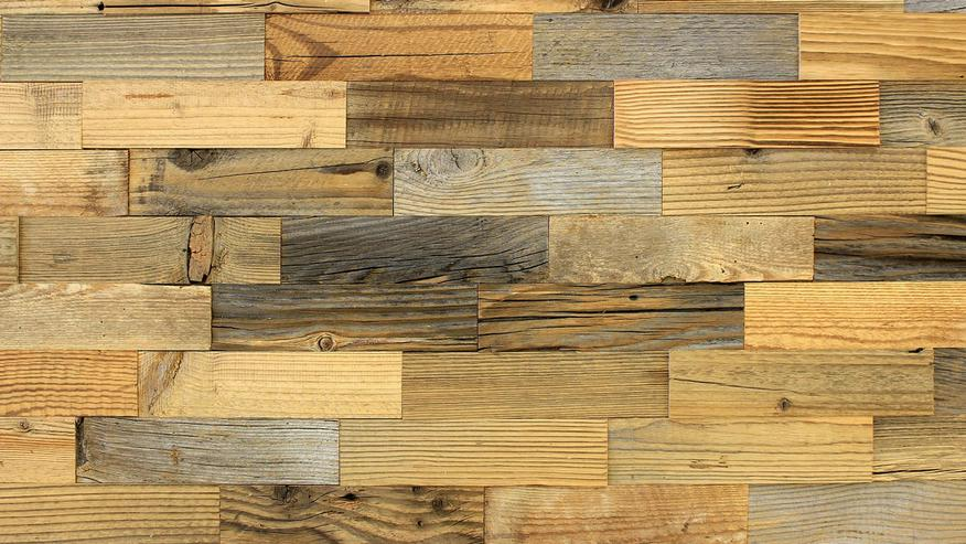 Wandverkleidung Holz - verschiedene Auführungen - ab 57,15€/Paket