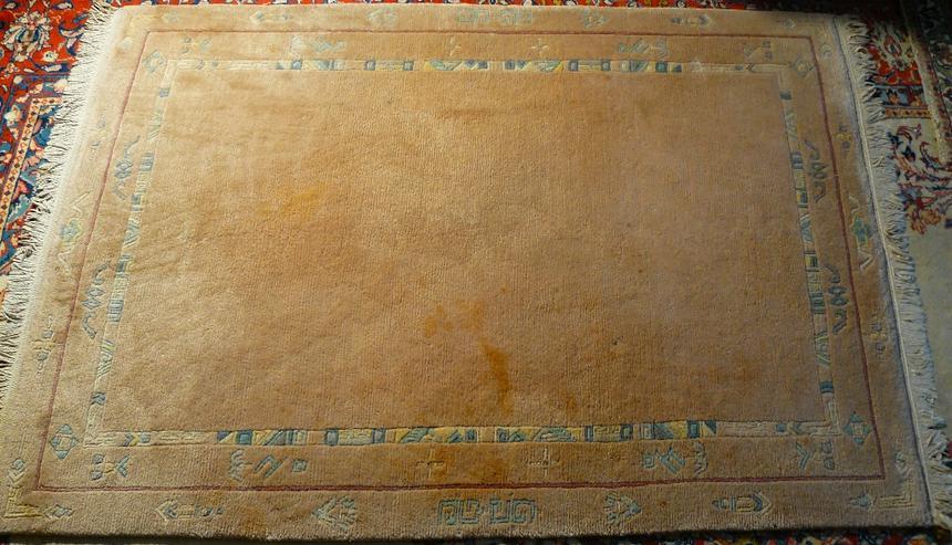 Orientteppich Tibet Perserteppich Nepal (T103)