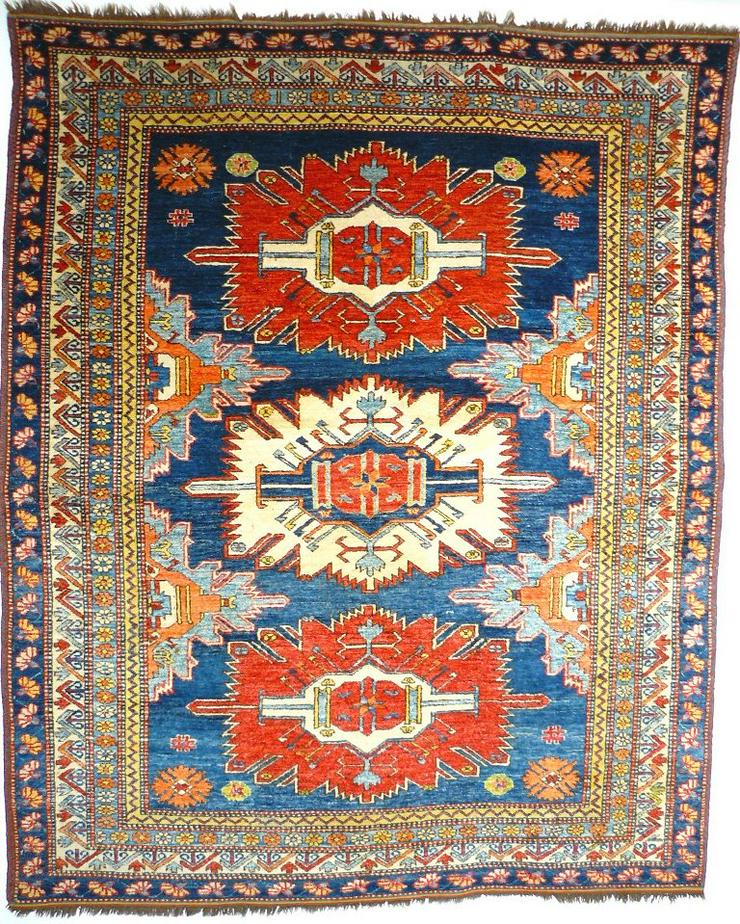 Orientteppich Kazak Kasak Zeijwa antik (T027)