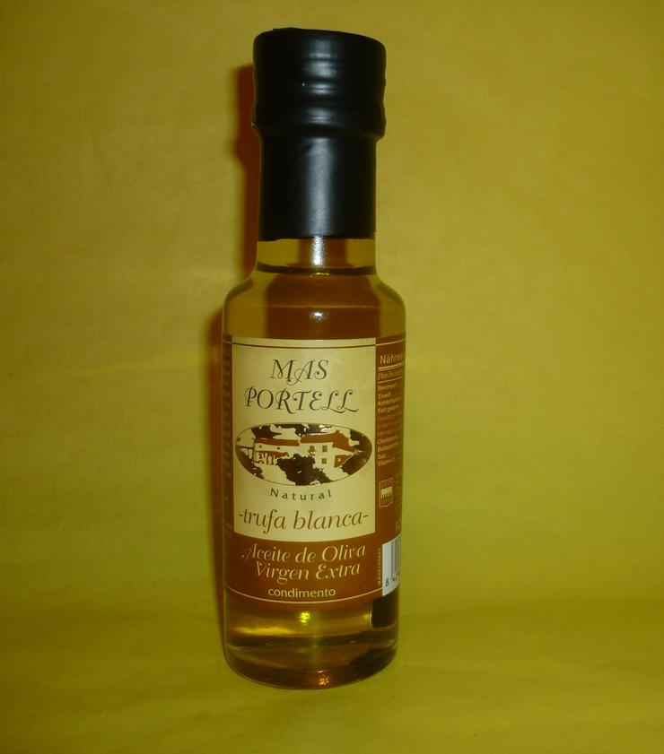 Bild 5: Öl - Chili auf Olivenöl (span.) Guindilla 125 ml