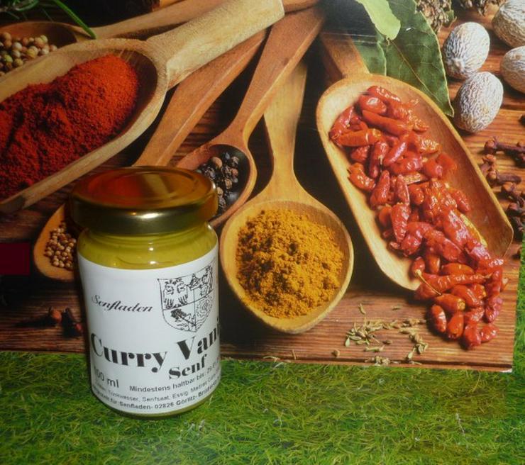 Bild 4: Curry Chili Honig Senf 100ml