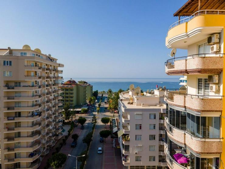 Türkei, Alanya, modern möblierte 3 Zi. Wohnung, 426