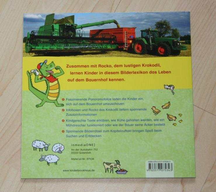 Bild 2: Der Kinder Brockhaus Mein erstes Lexikon Bauernhof Tiere Wissen Bilderlexikon Bilderbuch Sachbuch NEU