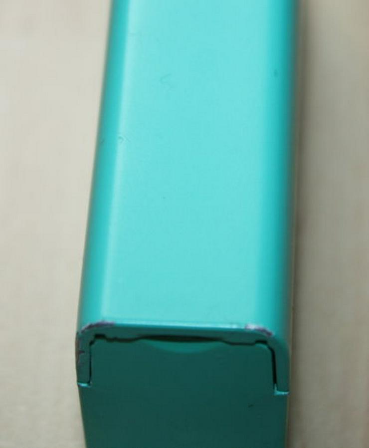 Bild 5: Joyetech eVic VTC Mini 75W TC MOD Box Akkuträger 75Watt türkis inkl. Silikonhülle E-Zigarette E-Shisha