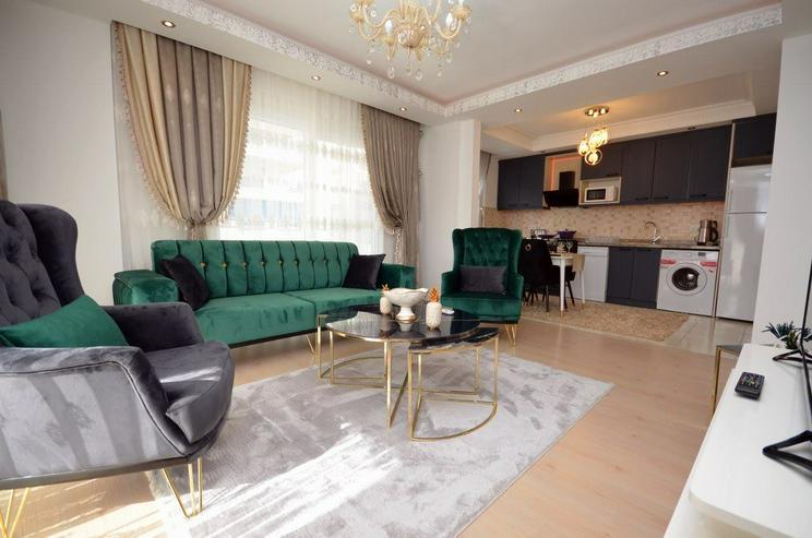 Türkei, Alanya, Erstbezug in eine möblierte 3 Zi. Wohnung. 412