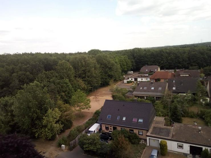 Mieter einer Apartment -Wohnung, mit toller Aussicht, direkt am Wald