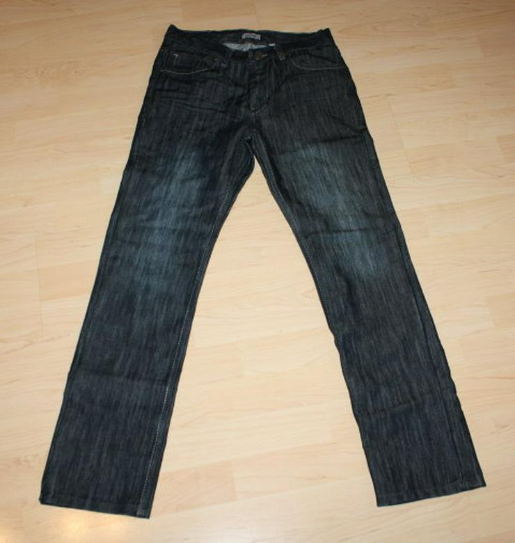 Kinder Jeanshose lange Jungen Jeans Hose lang Denim Boys Kinderjeans darkblue dunkelblau Gr. 152 NEU