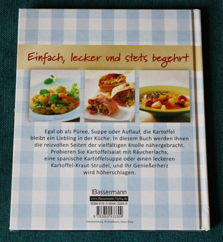Bild 2: Köstliches aus der Kartoffelküche Kochbuch Rezeptbuch Gerichte Rezepte Kartoffeln Menüs Marlisa Szwillus NEU