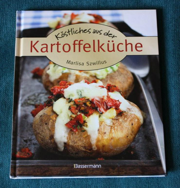 Köstliches aus der Kartoffelküche Kochbuch Rezeptbuch Gerichte Rezepte Kartoffeln Menüs Marlisa Szwillus NEU