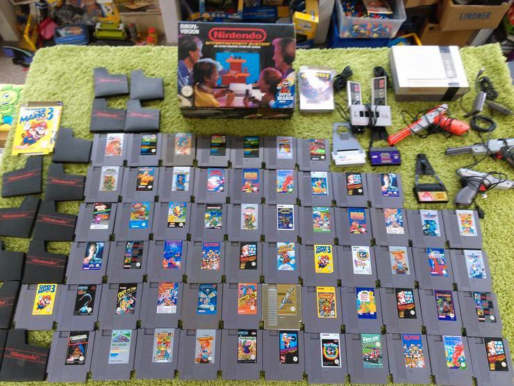 Spielekonsolen mega Auswahl Nintendo playstation X Box mit Spiele