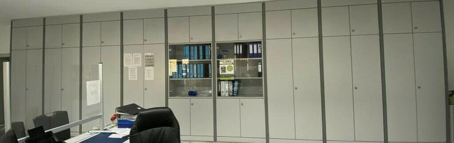 Büroschrank komplett