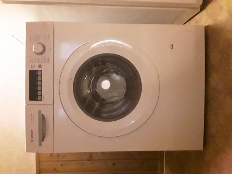 Waschmaschine der Marke Bosch, Modell WAK28227, Energieeffizienzklasse A+++, 7 kg, NUR 1/2 Jahr in Gebrauch