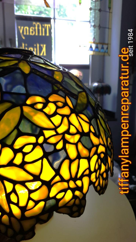 die GLASKUNST WERKSTATT seit 1984 & Tiffany Lampen Reparatur & Deko Bleiverglasung Galerie