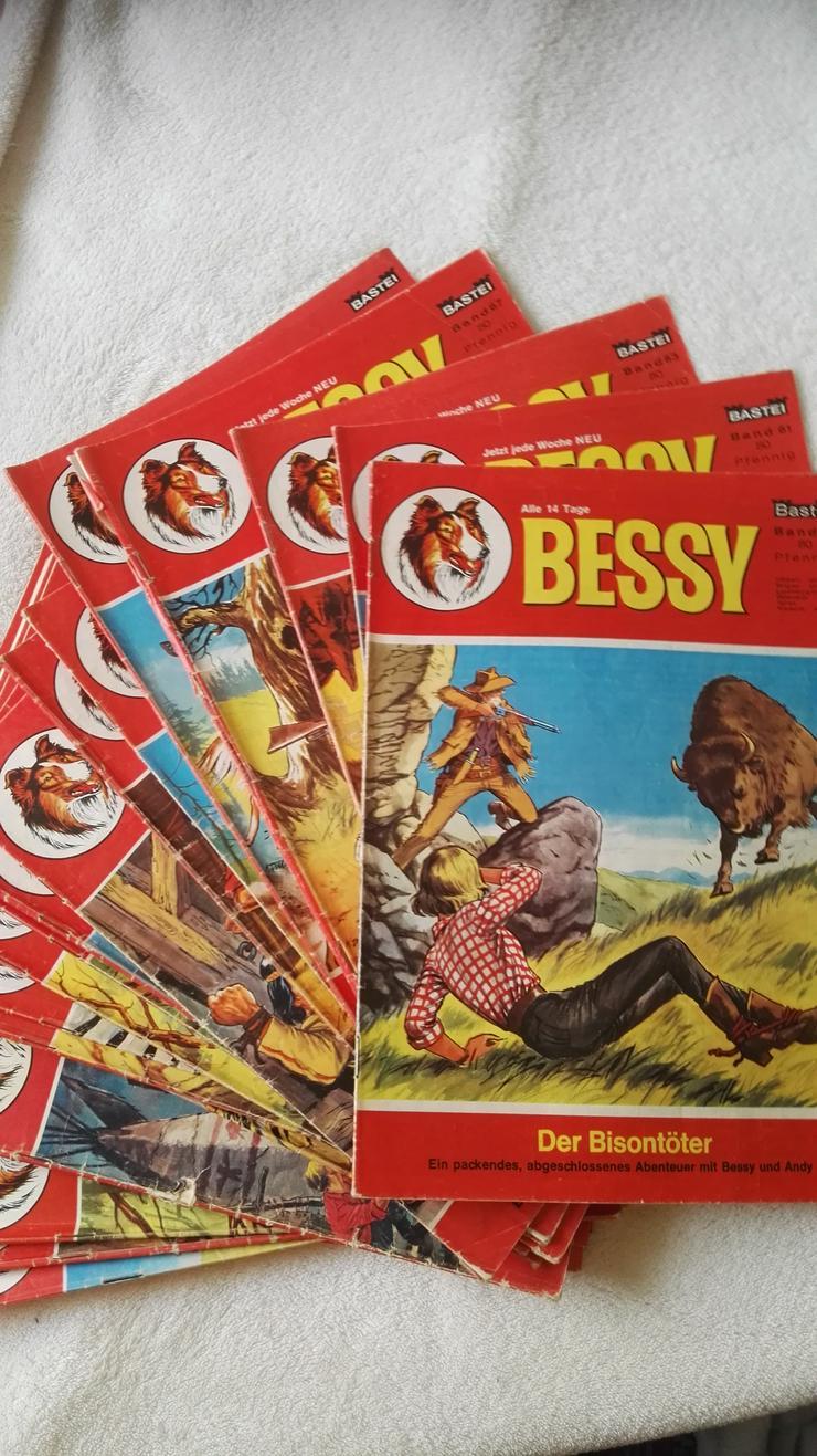 BESSY Hefte abzugeben
