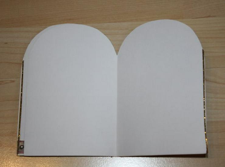 Bild 5: 2 Weihnachtskarten Handarbeit Klappkarten Grußkarten Weihnachten Glückwunschkarten Unikat NEU