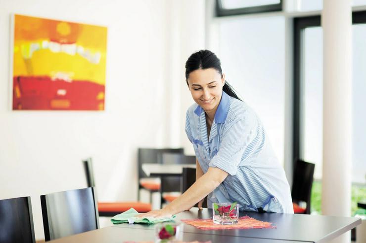 Mitarbeiter in der Hauswirtschaft Bereich Reinigung (m/w/d) ID 7255