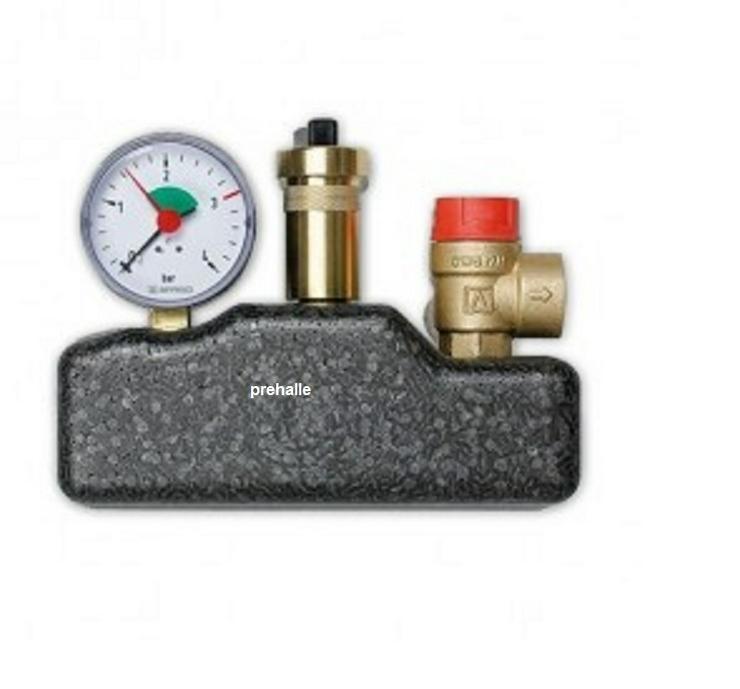 Bild 3: 1A Holzvergaser Atmos GS 32. Heizung Kessel HVS NMT PRE Vergaser