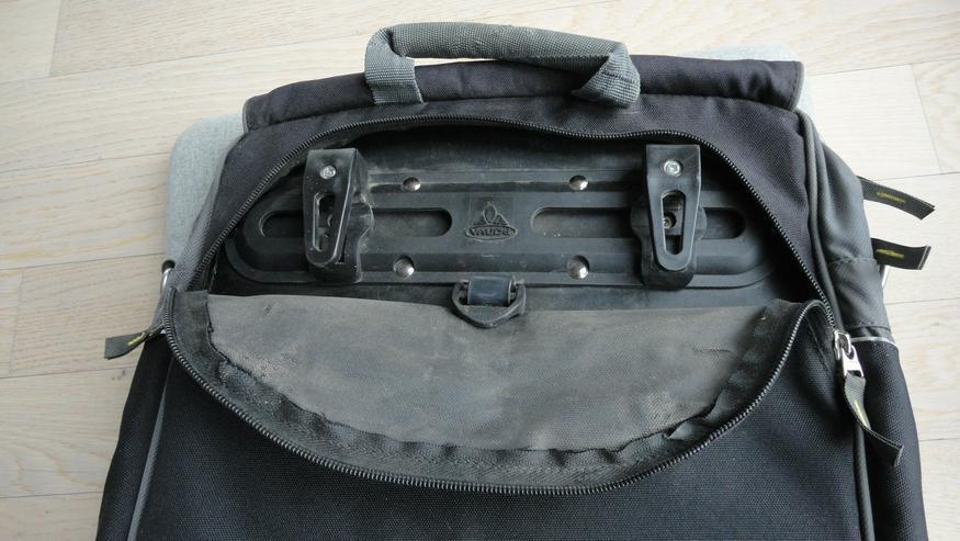 Bild 4: VAUDE Packtasche Oxford mit Regenhülle