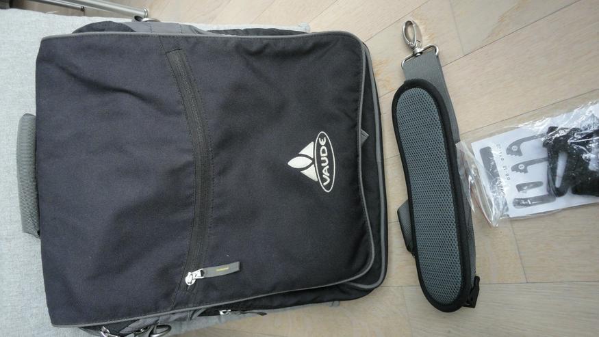 Bild 2: VAUDE Packtasche Oxford mit Regenhülle