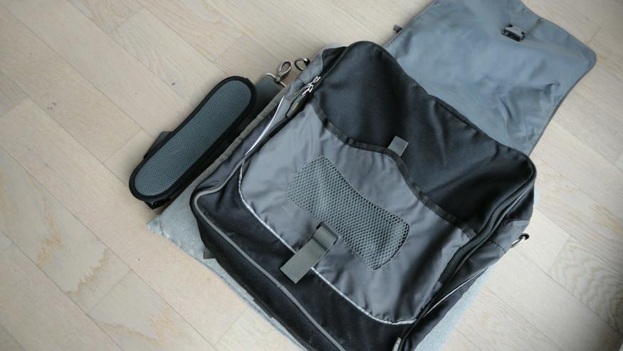 Bild 3: VAUDE Packtasche Oxford mit Regenhülle