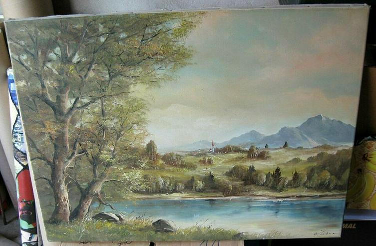 Landschaftsölgemälde