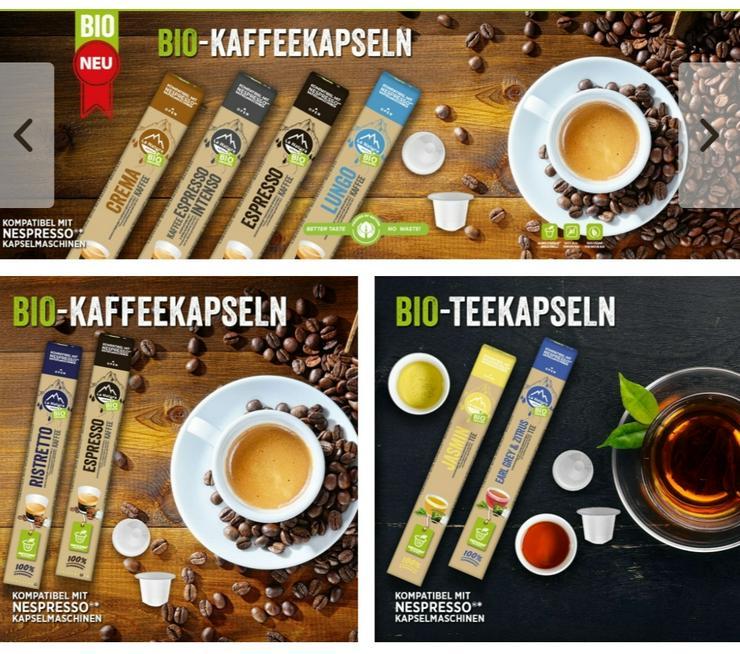 Kaffeeliebhaber, die am Genuss verdienen möchten!