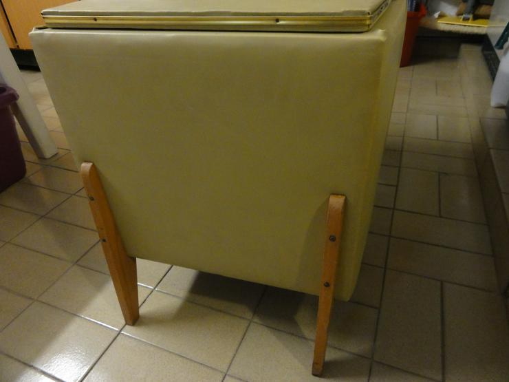 Bild 5: Wäschetruhe aus den 50er /60er Jahren