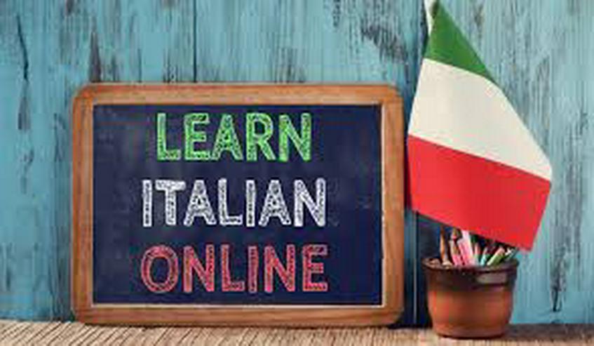 ITALIENISCH ONLINE MIT MUTTERSPRACHLERIN