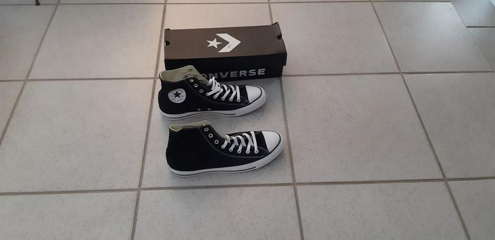 Converse Allstar Hi Black in Größe 46,5 ( neu )