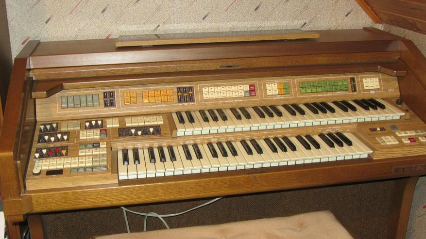 Orgel ELKA