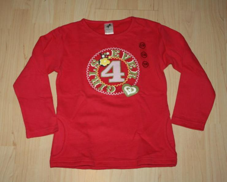 Mädchen Pullover Kinder Sweatshirt Pulli Sweater Girls 4 Ever C&A pink Gr. 116 NEU