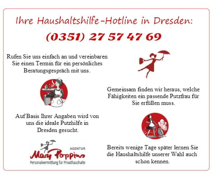 Ihre Haushaltshilfe für Dresden