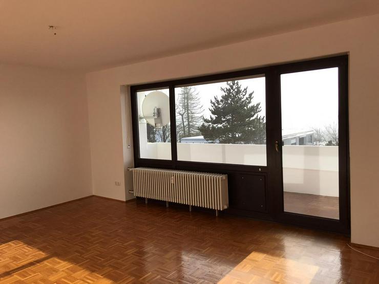 Erstbezug nach Sanierung: schöne 2-Zimmer-Wohnung mit EBK und Balkon in Landau an der Isar