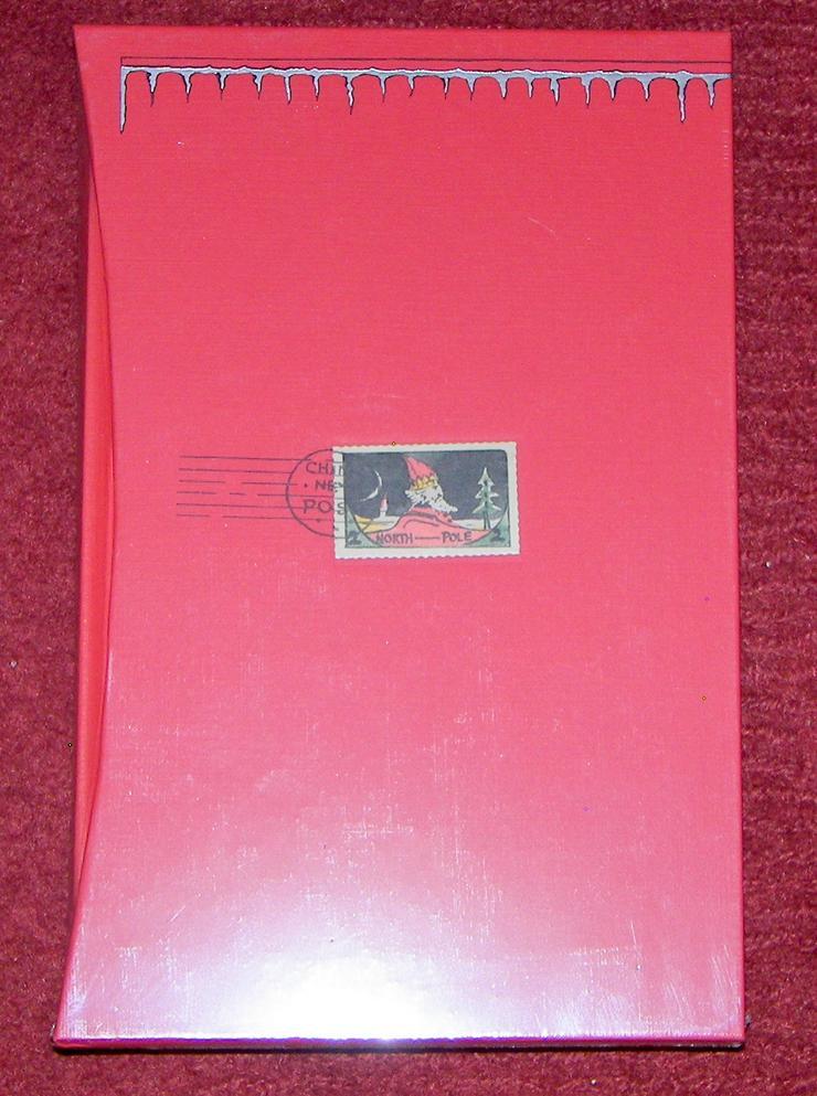 Bild 2: Buch von J. R. R. Tolkien *Briefe vom Weihnachtsmann *Luxusausgabe im Schuber