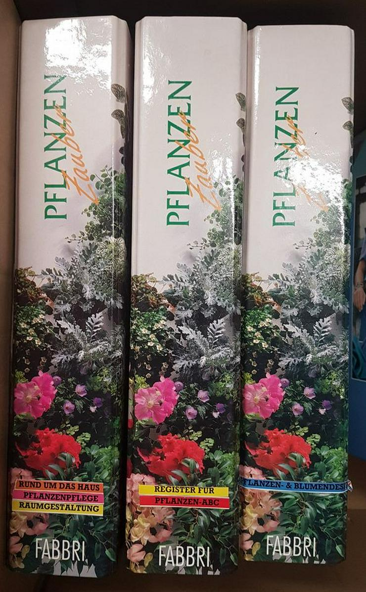 Ordner, Pflanzenpflege, Rund ums Haus, Raumgestalltung - Zeitschriften & Zeitungen - Bild 1