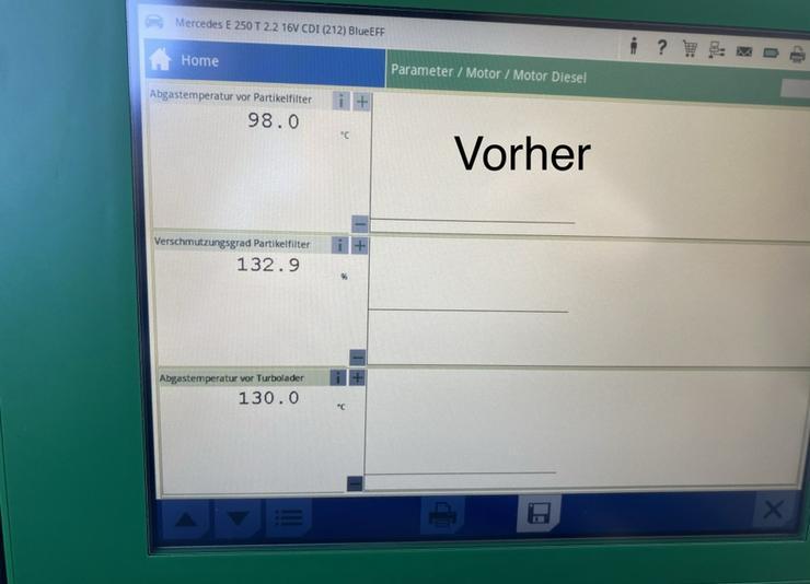 Bild 4: DPF Partikelfilter Dieselpartikelfilter Reinigung Alle Hersteller
