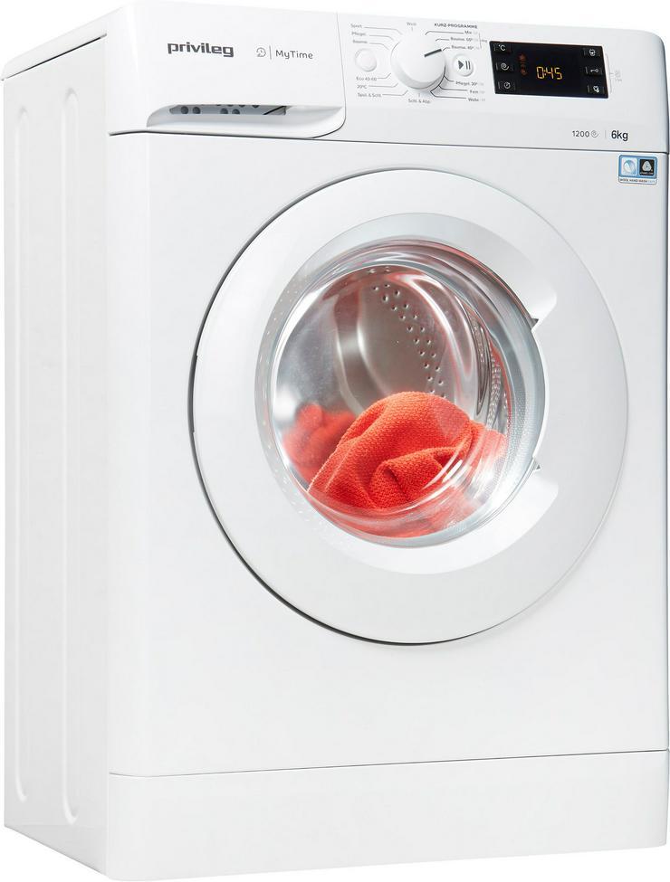 Privileg Waschmaschine PWFS MT 61252, 6 kg MwSt. Geschenkt!