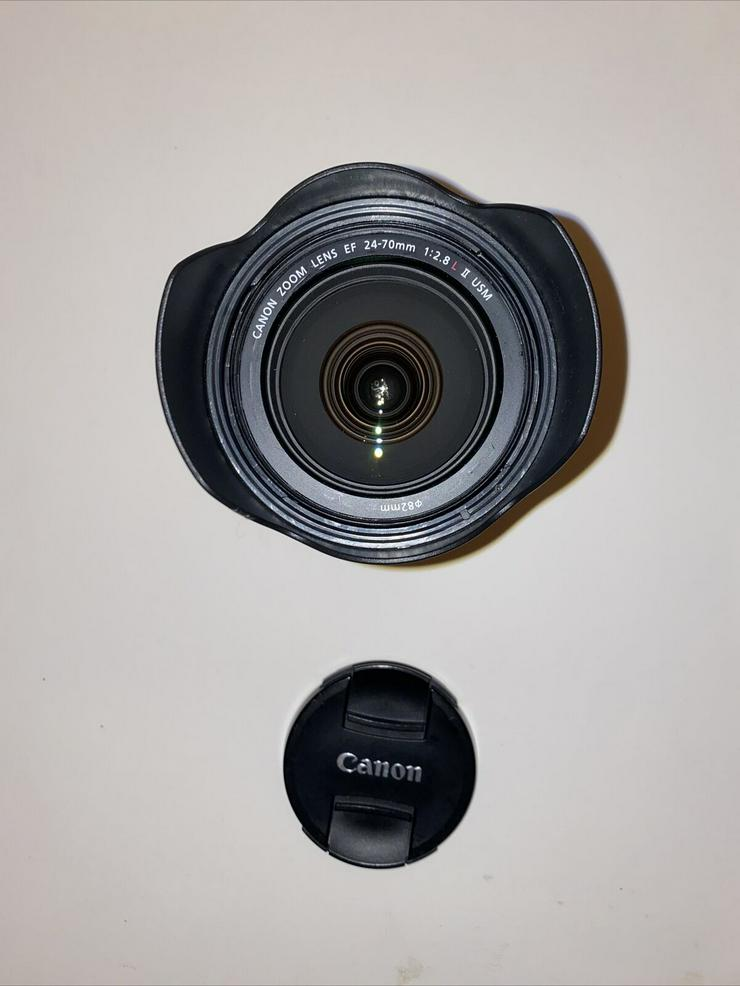 Bild 2: Canon EF 24-70mm F2.8 ii USM Lens mk2