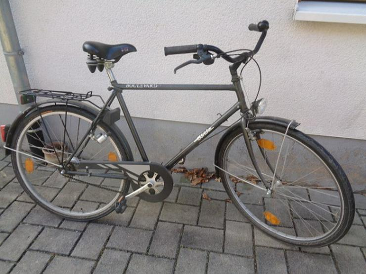28er Fahrrad Göricke Fahrbereit
