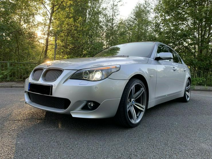 Bmw E60 525i M package