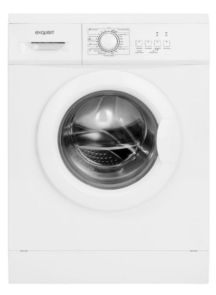 Waschmaschine Exquisit | 6kg | Vollelektronik | A++ | Weiß