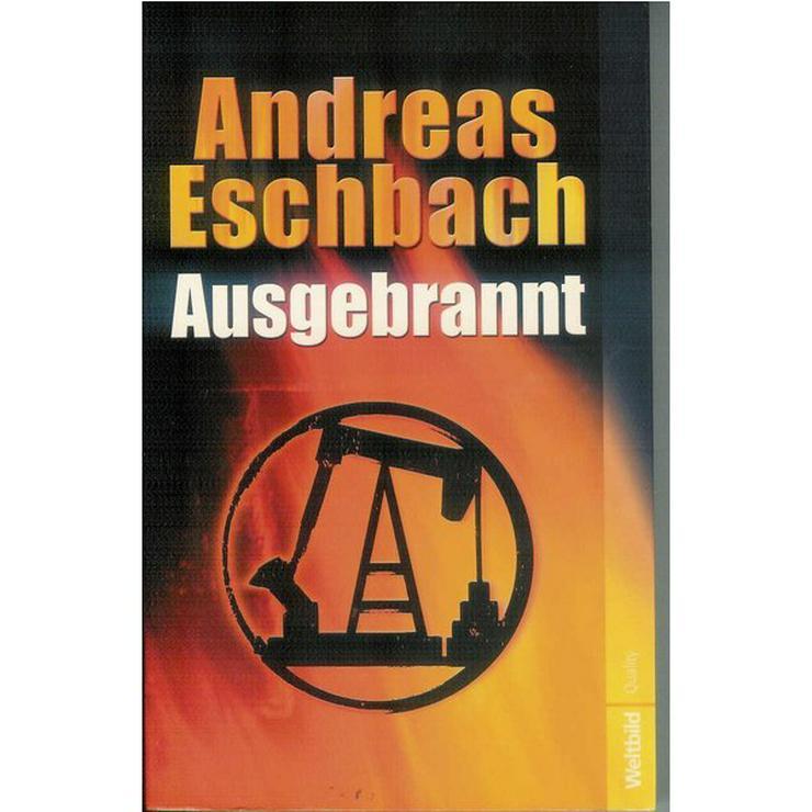Ausgebrannt von Andreas Eschbach NEU