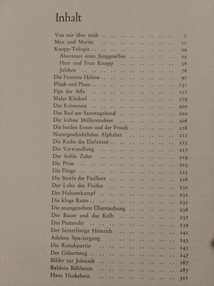Bild 5: Jugendbücher, Die drei ???, Max & Moritz, Hexe Lilli, Spongebob